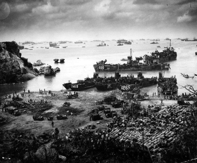 « l'Enfer de la bataille d'Okinawa », nouveau documentaire de Dominique Forget, sur RMC Découverte mardi 16 juin 2020