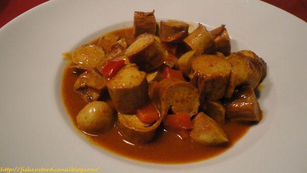 Currywurst de belle-maman (8)