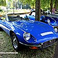 Jaguar type e v12 convertible de 1973 (37ème internationales oldtimer meeting de baden-baden)