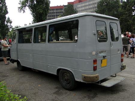 PEUGEOT J9 Minibus Retrorencard 2