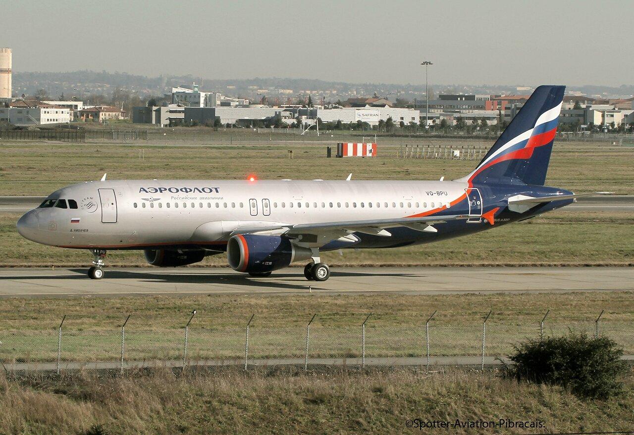 Aeroflot-Russian Airlines
