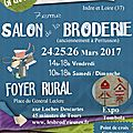 Salon de ligueil ce week-end !