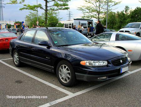 Buick regal GS (1997-2004)(Rencard Burger King mai 2012) 01