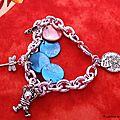 Le Bracelet de fête des Mères de la mère d'Isabelle