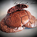 Les brownies cookies