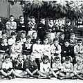 Photos de classe d'écoles primaires