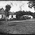 Vue du parc depuis la maison de Félix Arnaudin (2)