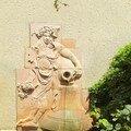 37 - l'Angélus, fontaine