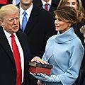 Dossier donald j. trump elu officiellement 45 ème president des etats-unis le 20 janvier 2017 au capitole a washington