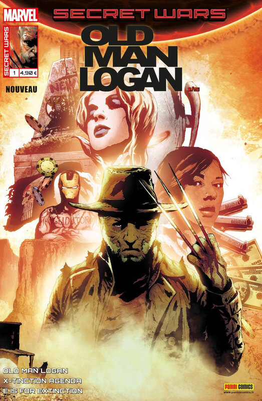 Secret Wars : Old Man Logan
