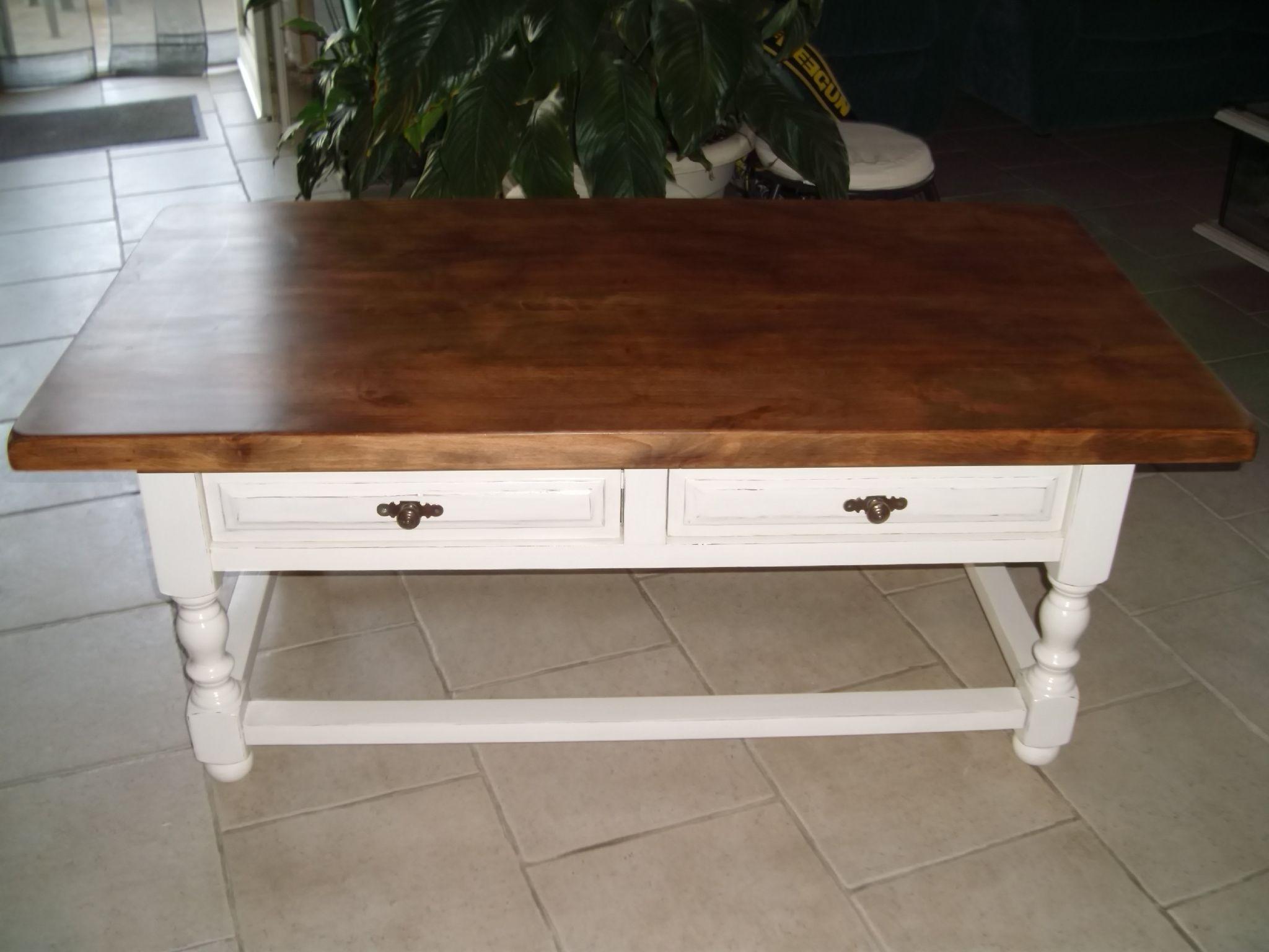 Table Basse Salon La Deco De Gege