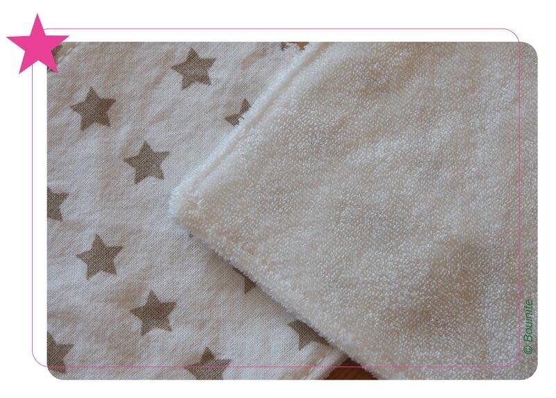20160212 Lingettes lavables étoiles 2