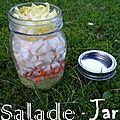 Salade-jar