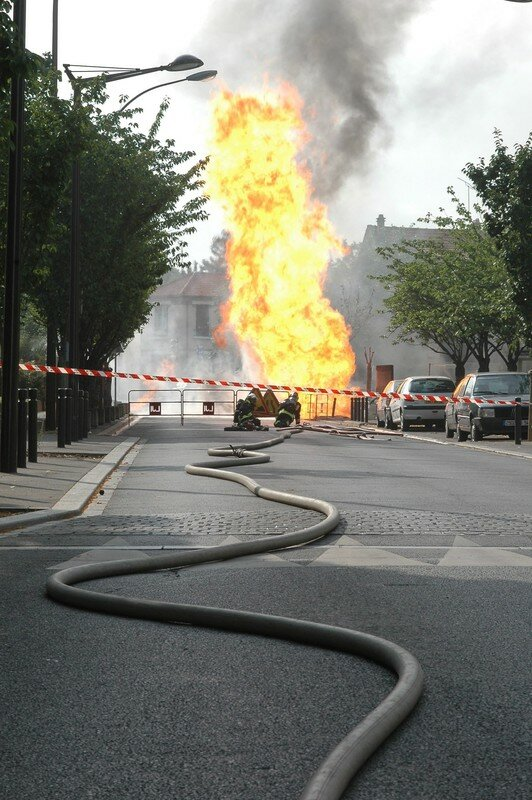 fuite de gaz cachan