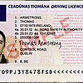 Obtenir un permis de conduire irlandais