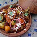 De retour de marrakech : envie d'un tajine !