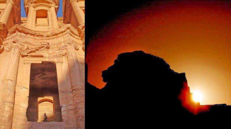Les monuments de Petra seraient construits selon des orientations astronomiques
