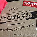 Mycantalbox, des passionnés vont vous faire aimer le cantal au travers d'une box surprise pas comme les autres !