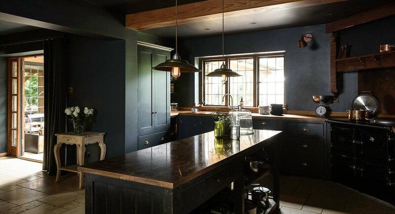 visite cuisine noire de chez devol (6)