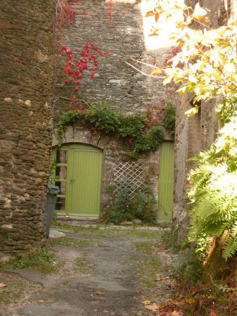 Porte verte II