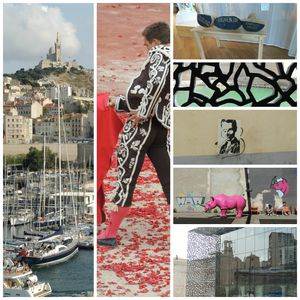 Collage Arles Marseille