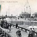 La jetée de l'avant-port
