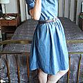 Coudre la première et dernière robe de l'été en même temps