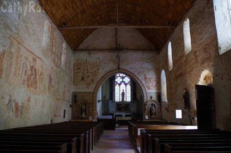 && église Saint Hilaire (3)
