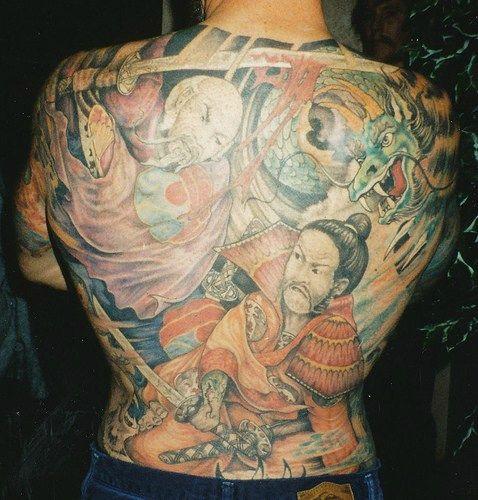 Tatouage Japonais L Art A Travers Le Monde