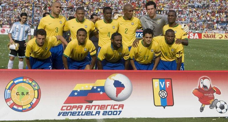 copa america peru brazil 2007