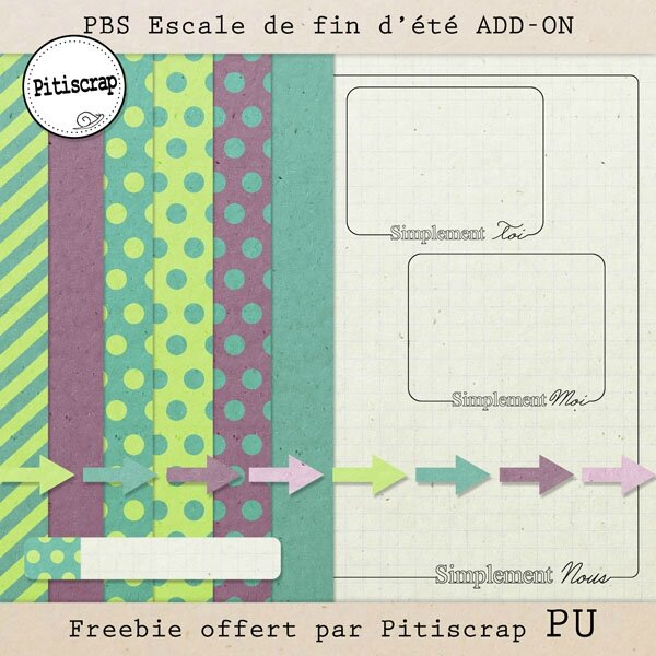 PBS-escale de fin d'été-add on-Pitiscrap-preview