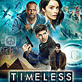 Timeless - série 2016 - nbc