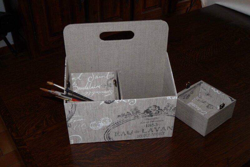 Boîte d'artiste 5