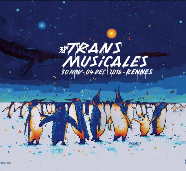 les trans musicales festival 2016
