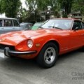 Datsun 240 z version usa 1970-1973