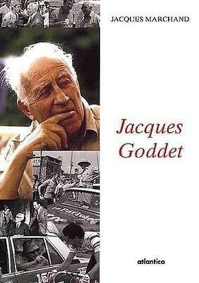 Livre Jacques Goddet de Jacques Marchand