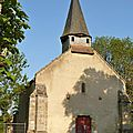 36 FEUSINES EGLISE ST PIERRE