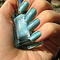 Kiko - #401 mermaid nails