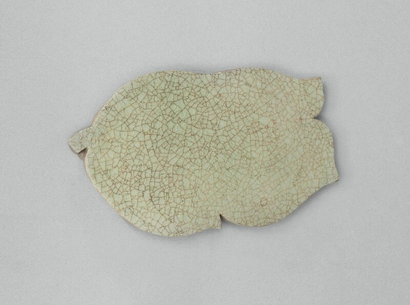 A Yue-type fragment, 10th - 12th century