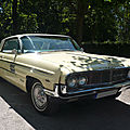 Oldsmobile ninety eight 2door hardtop 1962