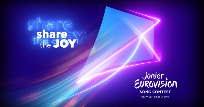 Eurovision Junior 2019 logo