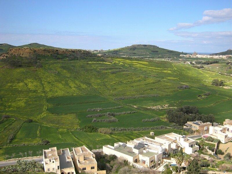 malte Victoria campagne remparts