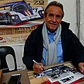 Classic days 2018 circuit magny-cours jacky ickx