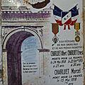 Charluet albert maurice (paulnay) + 11/04/1918 rouvrel (80)