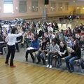 Répétitions chorallèges 2010 à mulsanne