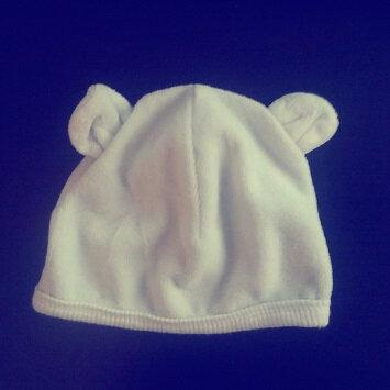 bonnet ours bleu