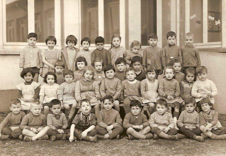 école Debussy 1960