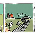 Strip 12 / bill et bobby / l'escargot magique fin