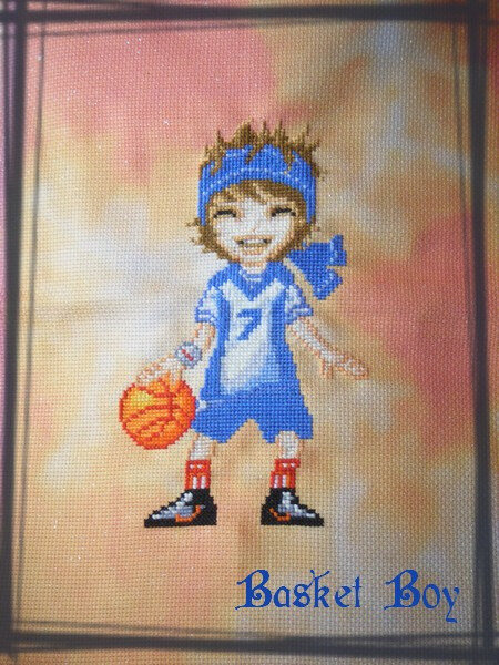Basket boy 10 fini