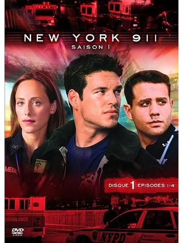New York 911 - Saison 1 (épisodes 1 à 4) [2010]